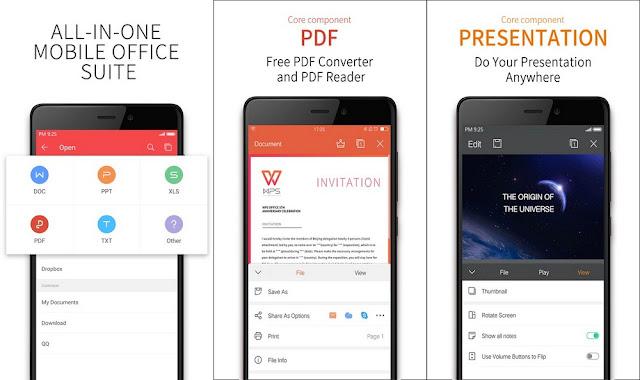 WPS Office Premium Latest Apk