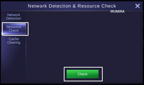 Mobile Legends Downloading Resources Stuck