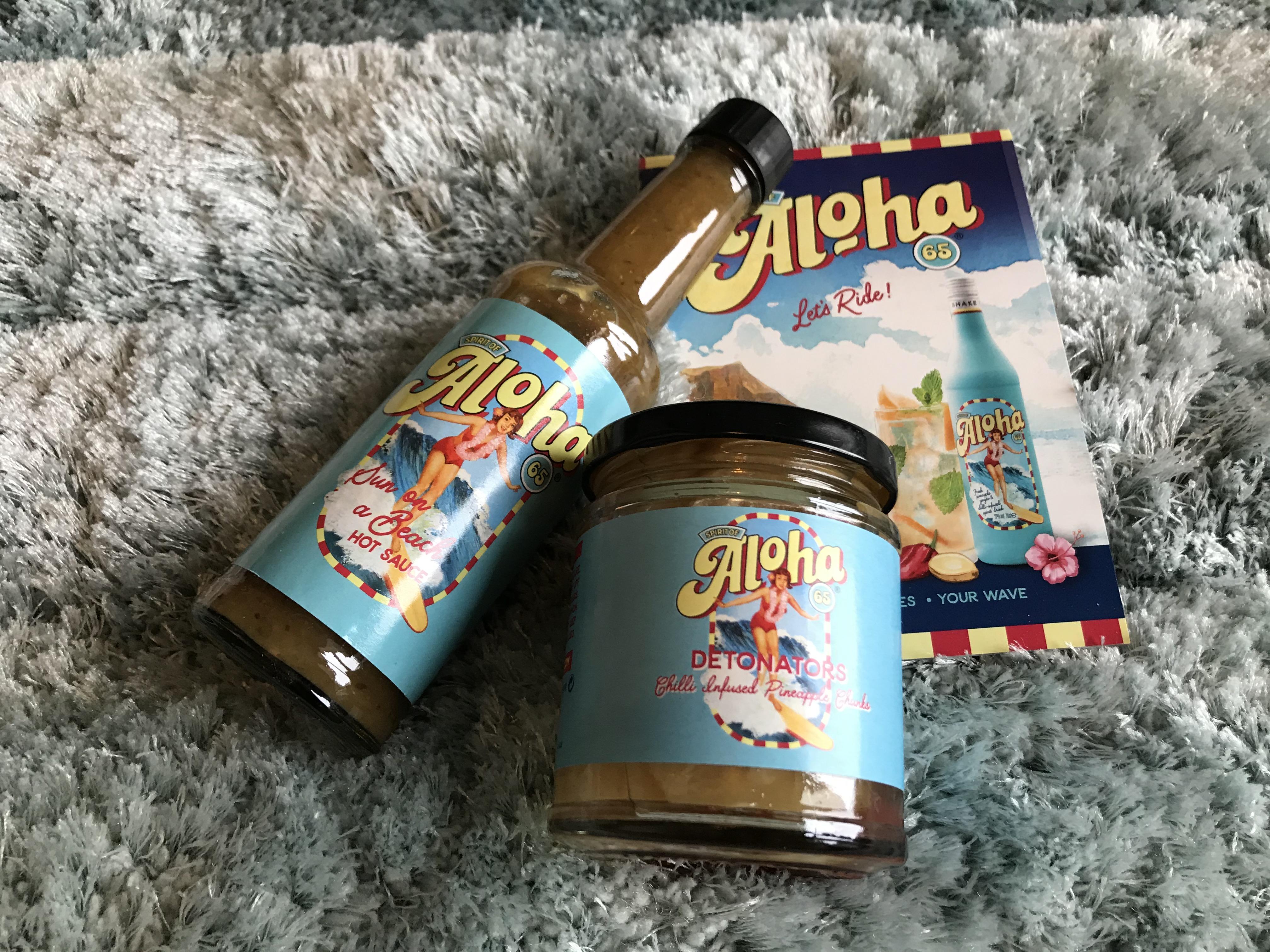 Aloha Hot Sauce