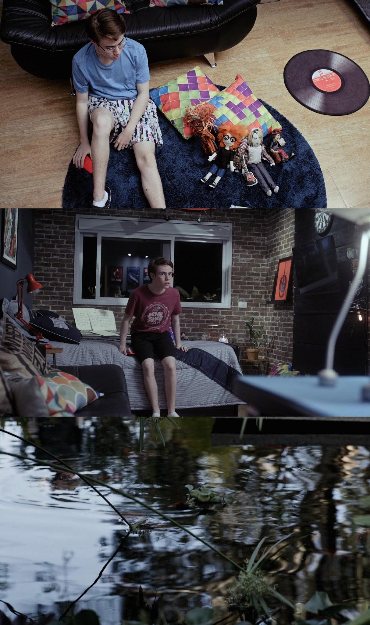 La Chica Invisible (2020) HD 720p Latino
