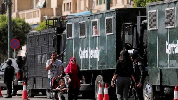 مظاهرات مصر: خروج مسيرات مؤيدة للنظام وأخرى معارضة وسط إجراءات أمنية مشددة