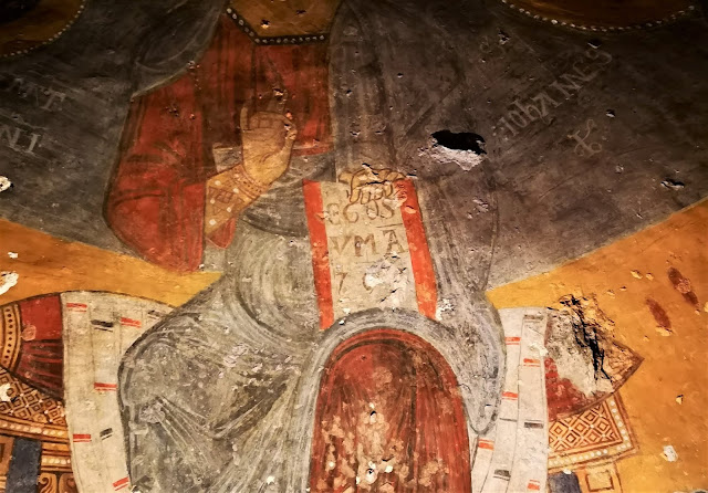 Affreschi bizantini a massafra