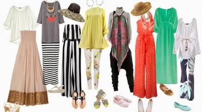 Gaya Pakaian Wanita Yang Membuatnya Terlihat Lebih Muda