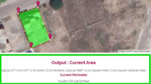 Cara Mengukur Luas Tanah Menggunakan Google Maps-5