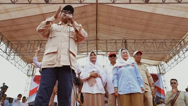 Mantan Gubernur 'Kandang Banteng' Tegaskan Komitmennya Dukung 02