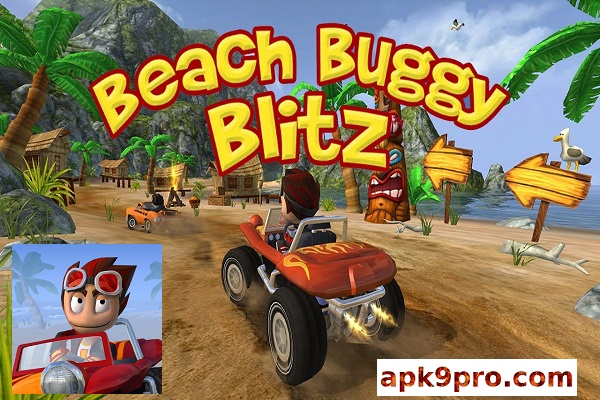 Beach Buggy Blitz 1.5 Apk + Mod File size 47 MB for android