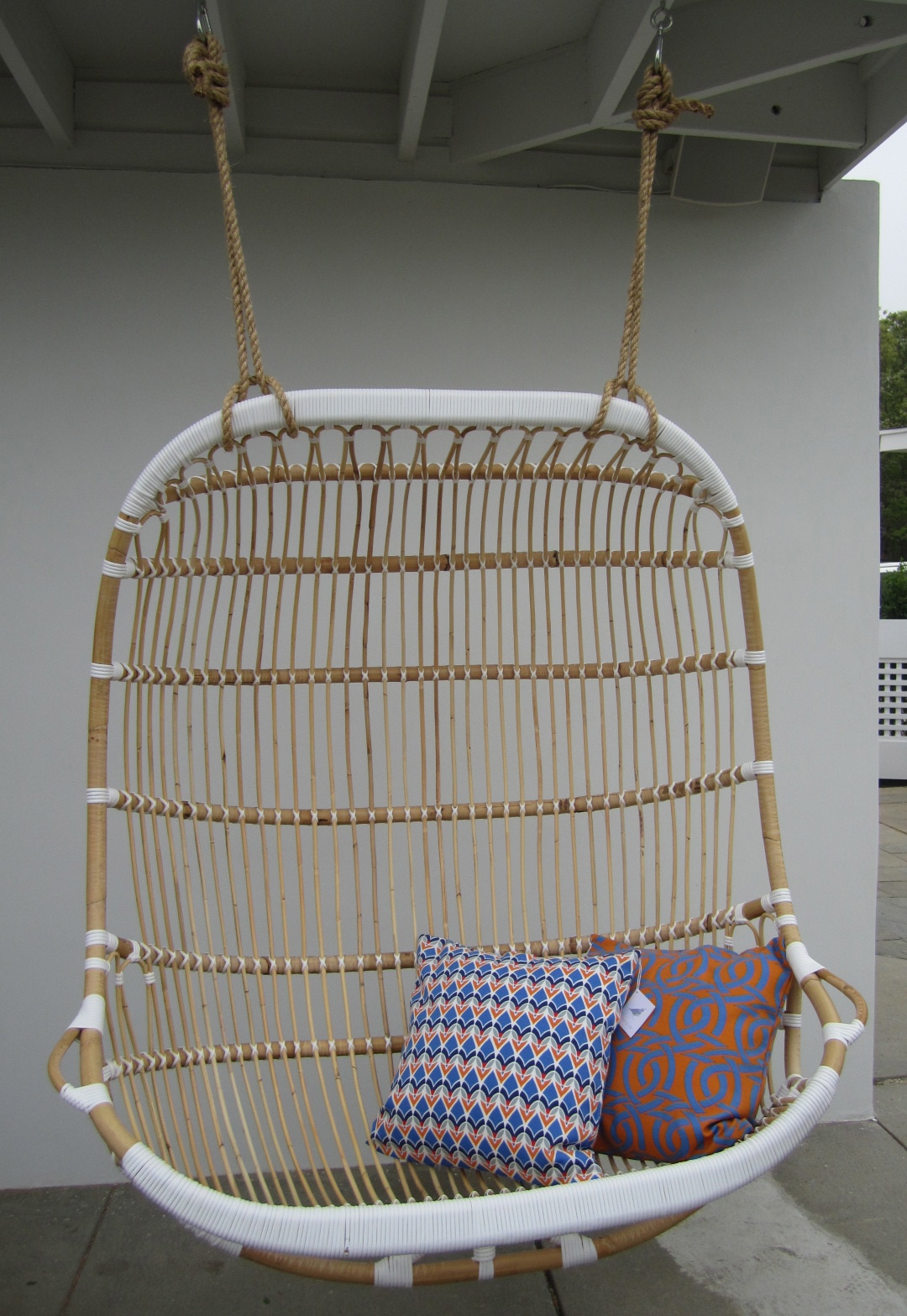 hanging chair double better homes and gardens cushions stylebeat 15 memorial day must haves