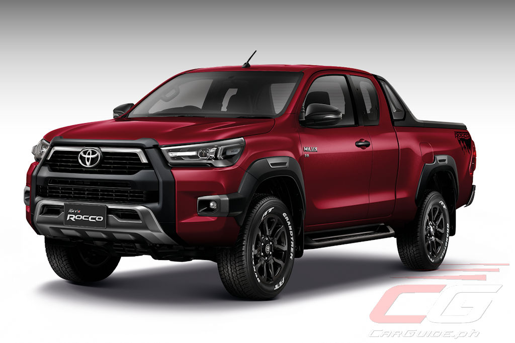 The 2021 Toyota Hilux Now Has the Power to Hunt the Ranger ...