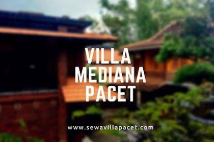 Villa Mediana Pacet