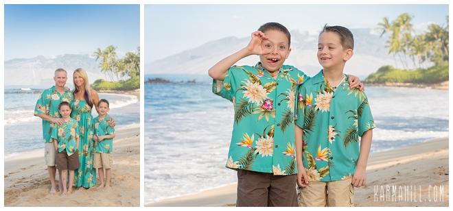 Maui Beach Portrait