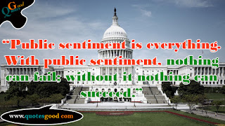 Abraham Lincoln Quotes on Government