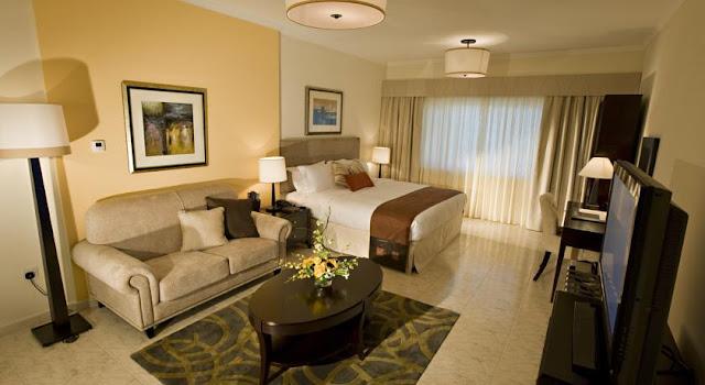فندق ماريوت هاربر دبي