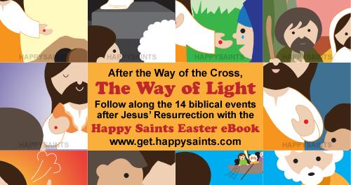 Happy saints the easter way of light fandeluxe Gallery