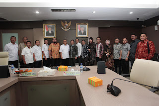 Komisi C (Keuangan) DPRD Jawa Timur Kagumi Sumsel