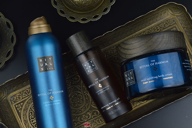 the rituals of hamman di rituals disponibile da sephora
