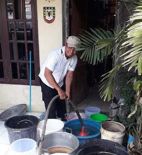 Masyarakat Manado Sampaikan Terima Kasih atas Distribusi Air Bersih Difasilitasi PKS