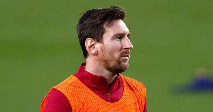 Revealed: Manchester City are not going to bid for Lionel Messi in January