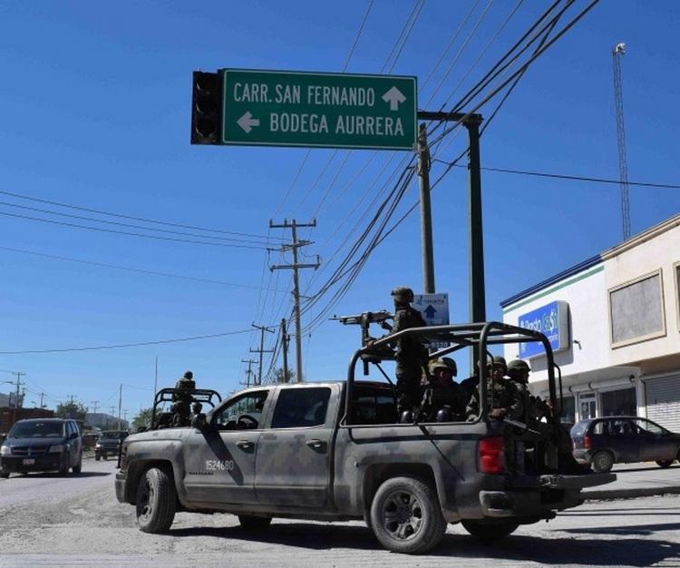 Rige alerta máxima. Activa Reynosa semáforo rojo por balaceras