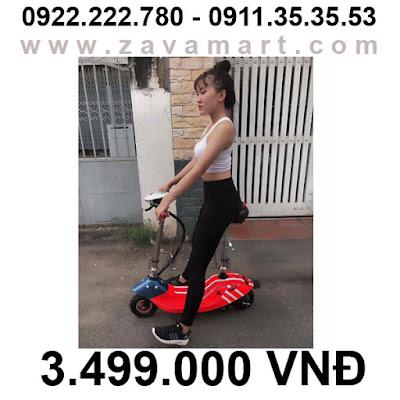 Xe điện mini E-scooter mới nhất 2018