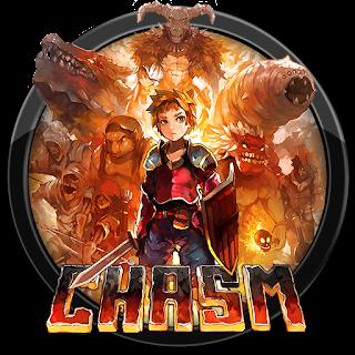 Chasm - icon by andonov marko
