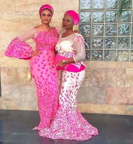Newest, Aso Ebi Styles ,for 2017
