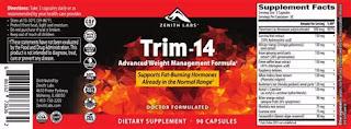 trim-14-supplement-fact-ingredients