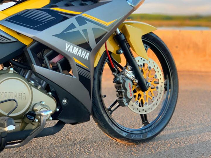 Cuốn hút với dàn chân đẹp đến ma mị của Yamaha MX King