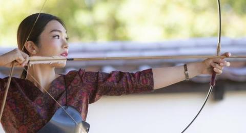 Pantas Bikin Pria Tegang, Wanita Cantik asal Jepang Ini Ternyata Keturunan Samurai Legendaris 'Naga Bermata Satu'