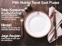 Nutrisi Ramadhan Jadi Lengkap Bersama Sunpride