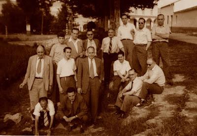 Nacimiento del Río Jalón 1956