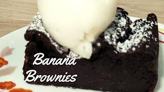 banana+brownies