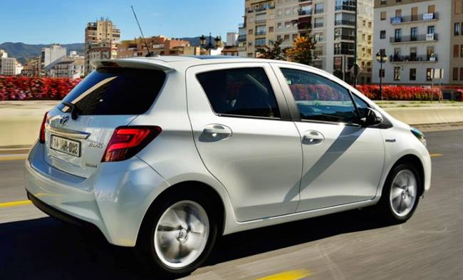 2018 Toyota Yaris Price In Uae Toyota Reales
