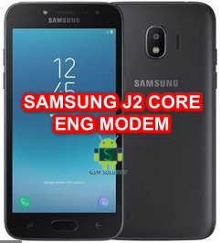 Samsung J2 Core SM-J260T Binary U2-U3 Eng Modem File-Firmware Download