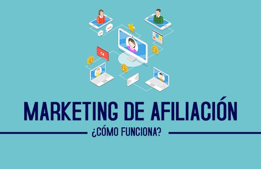 Marketing de AFILIADOS: ¿qué es y cómo ganar dinero con eso?