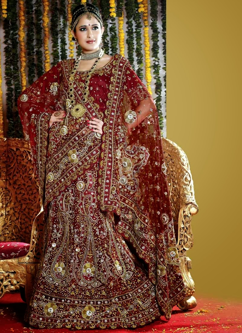 Beautiful Bride's dress: Shaadi Ka Joda