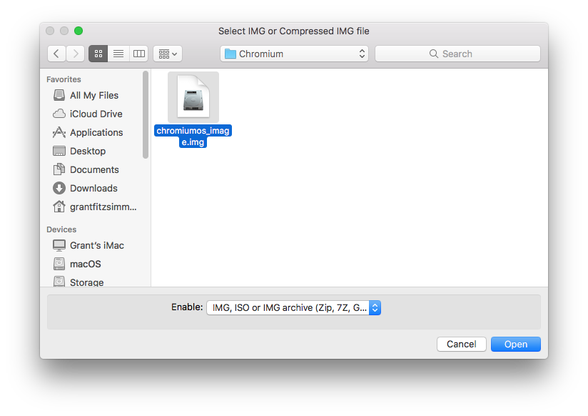 win32 disk imager for mac