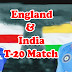 India captains 2-1 in T-20 cricket match between India and England