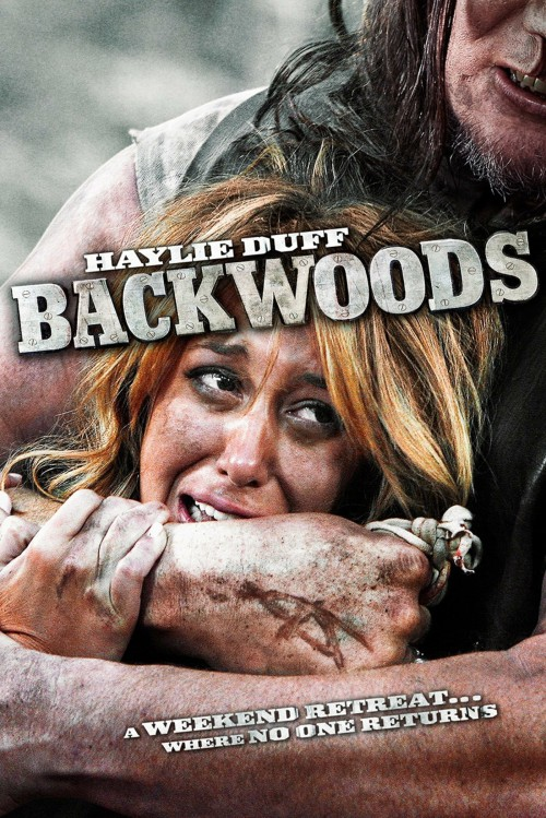 Backwoods (2008) Dual Audio 720p BluRay Hindi 700MB ESubs