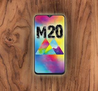 Cara Hard Reset Samsung Galaxy M20 Yang Lupa Pola