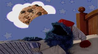 Sesame Street Elmo's World Sleep Quiz