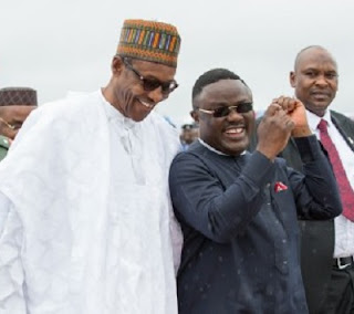 Buhari and ayade