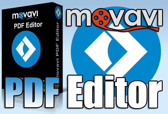 تحميل وتفعيل برنامج Movavi PDF Editor 3.2.0 عملاق تعديل ملفات الـ PDF