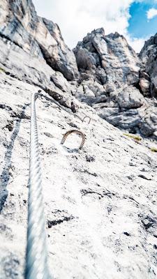 Königsetappe – Austria-Sinabell-Klettersteig und Silberkarsee  Wandern in Ramsau am Dachstein 08