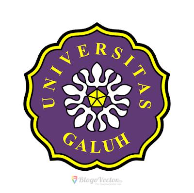 Universitas Galuh Ciamis Logo Vector