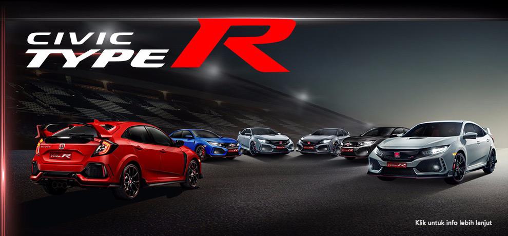 880 Koleksi Harga All New Civic Type R 2018 Terbaik