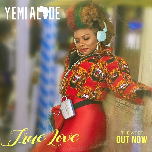 [Video] Yemi Alade – True Love #Arewapublisize