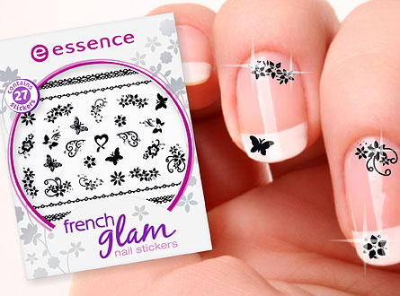 Nail Art Pictures Nail Stickers