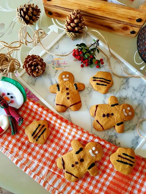 Yılbaşı kurabiyesi tarifi