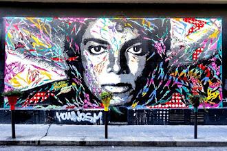 Sunday Street Art : Jo Di Bona - rue Robert Planquette - Paris 18