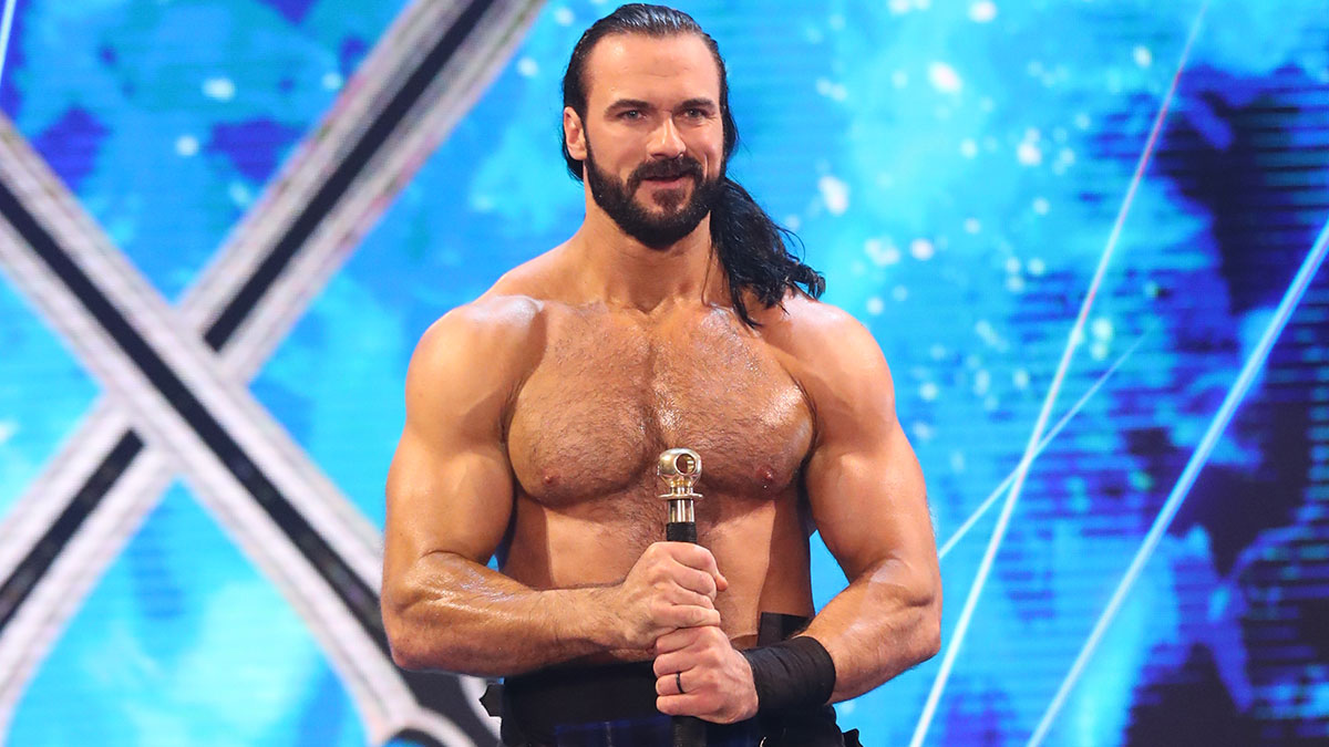 WWE está considerando várias direções criativas para Drew McIntyre